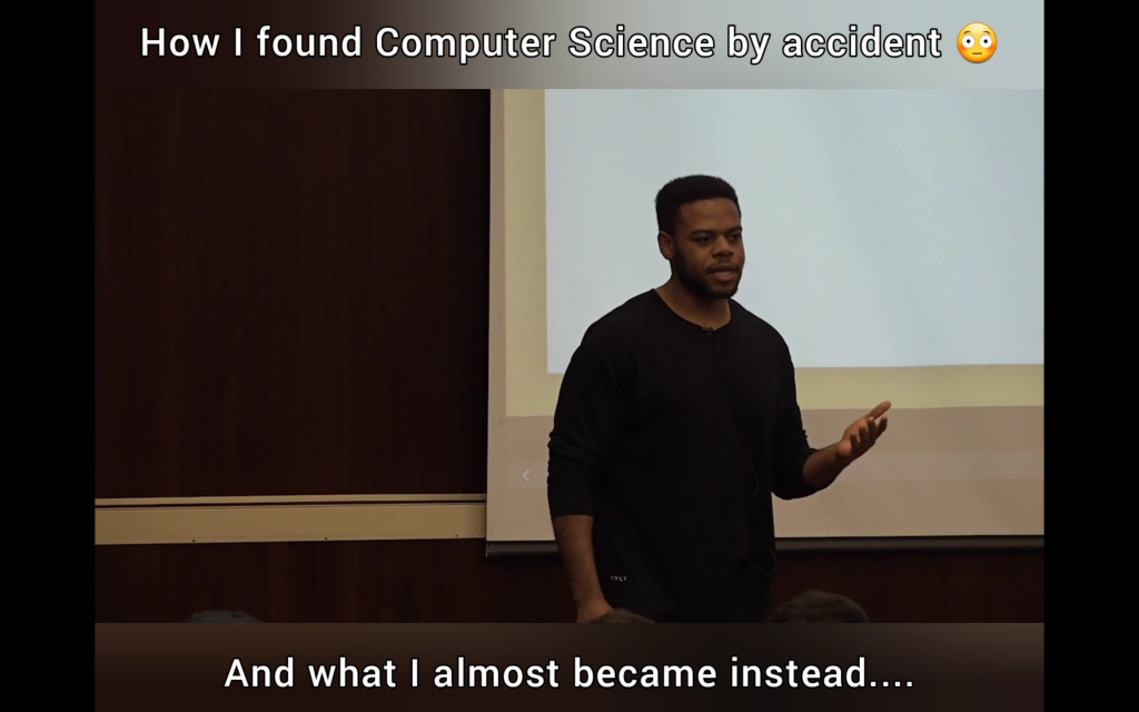 How I Stumbled into Computer Science by Accident
