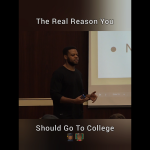 Why You Should Go To College