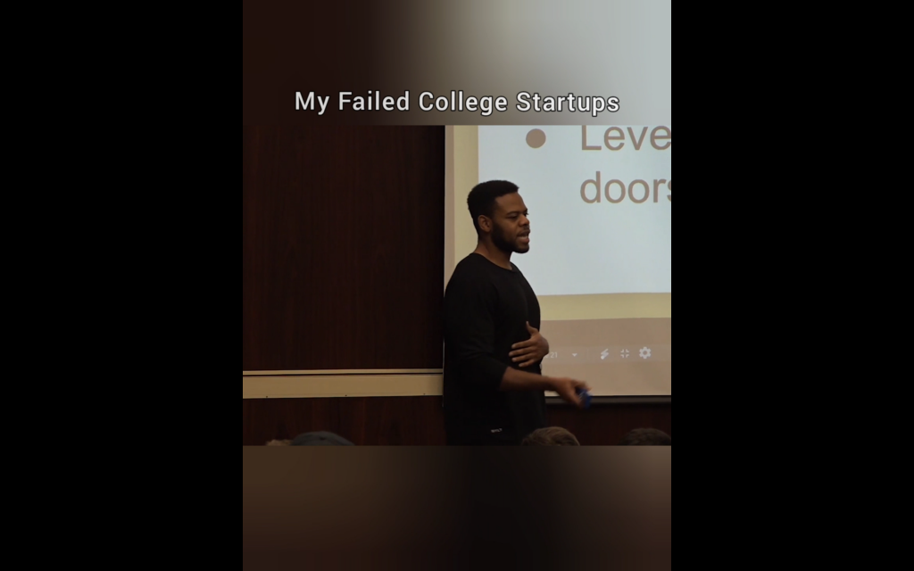 My Failed College Startups