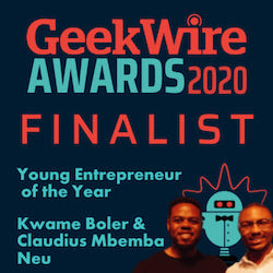 GeekWire Young Entrepreneurs of The Year