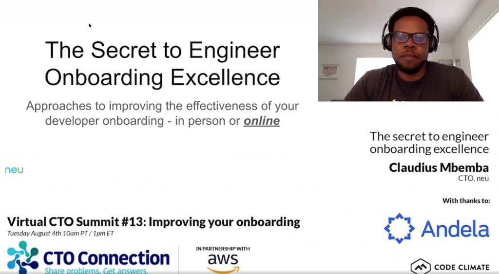 Onboarding Excellence Intro