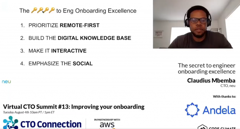 The Secret to Engineer Onboarding Excellence 3
